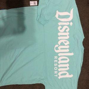 Disney land jersey shirt